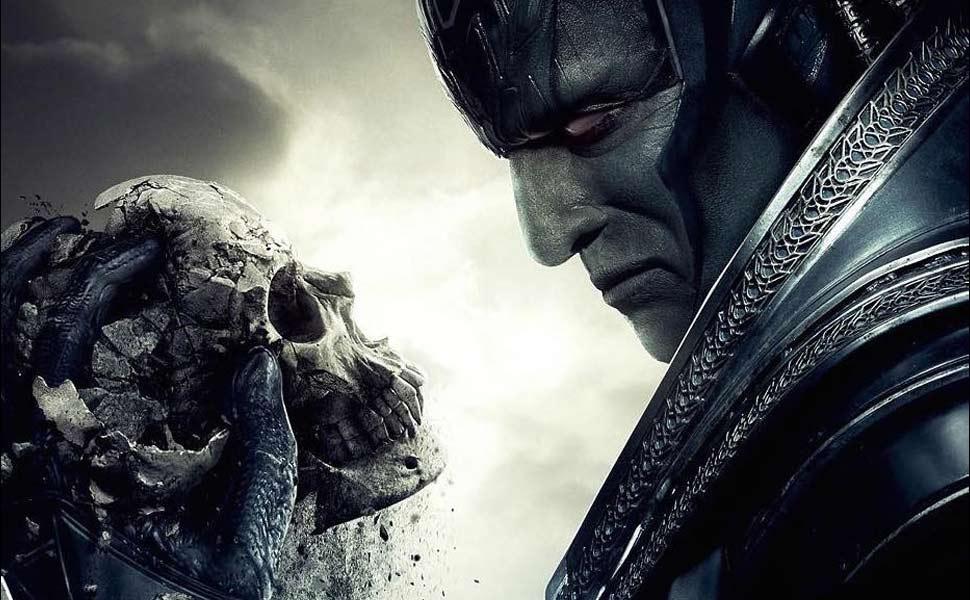X-Men Apocalypse Main Menu