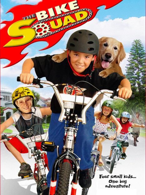 Bike Squad Poster