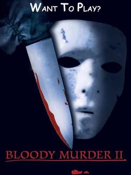 Bloody Murder II Poster