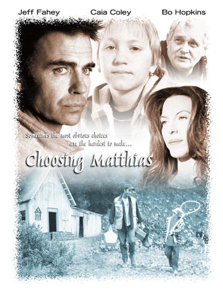 Choosing Matthias Poster #1