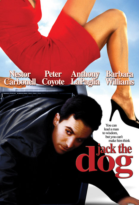 Jack the Dog Poster