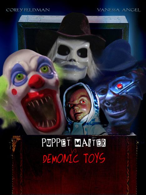 Puppet Master vs Demonic Toys Poster #1