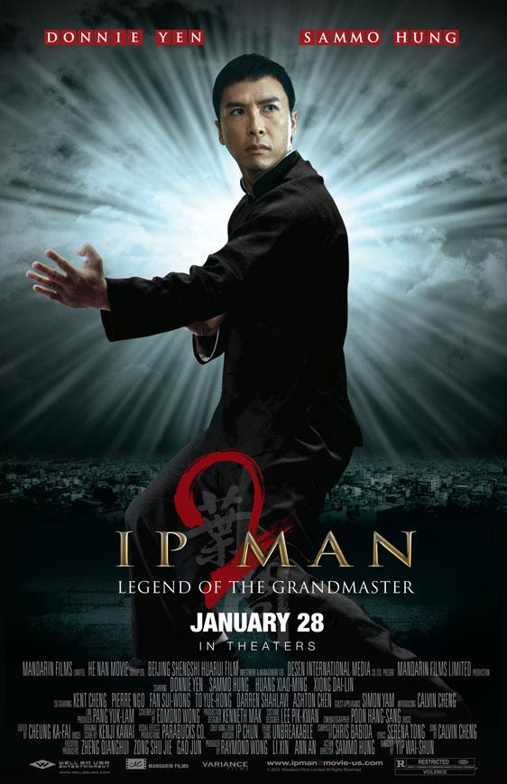 Ip Man 2 Poster #5