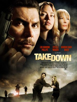Takedown (Transparency) Poster