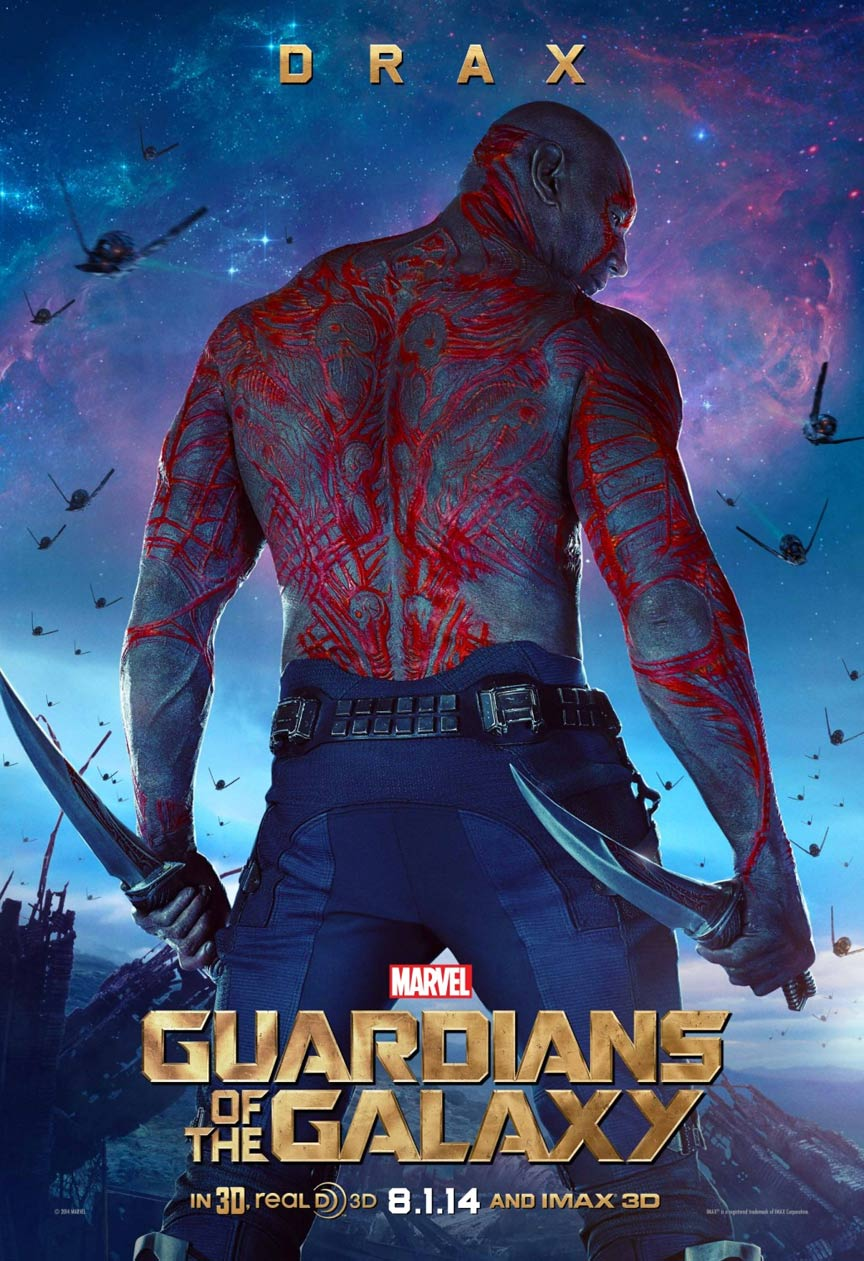 Guardians of the Galaxy Poster #6