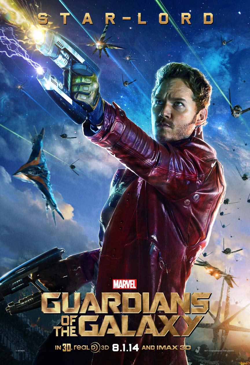 Guardians of the Galaxy Poster #7