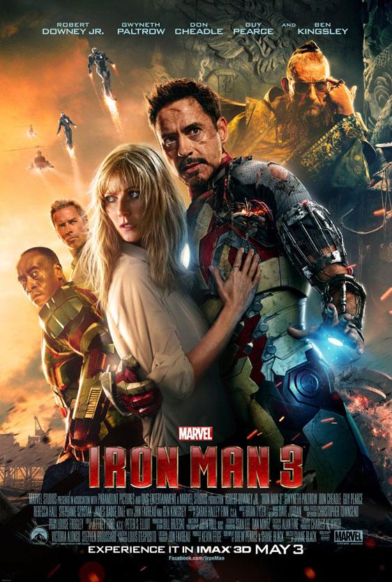 Iron Man 3 Poster #11