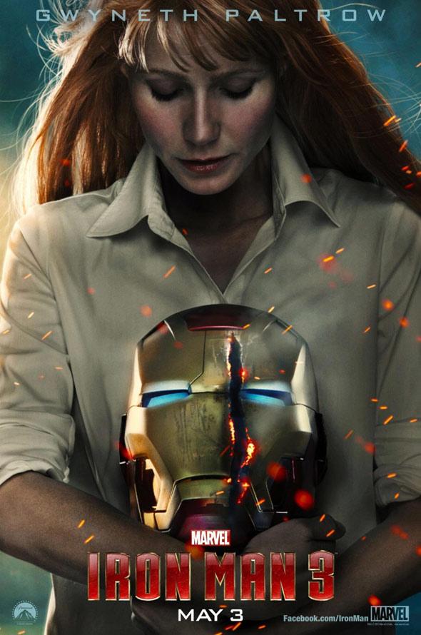 Iron Man 3 Poster #5