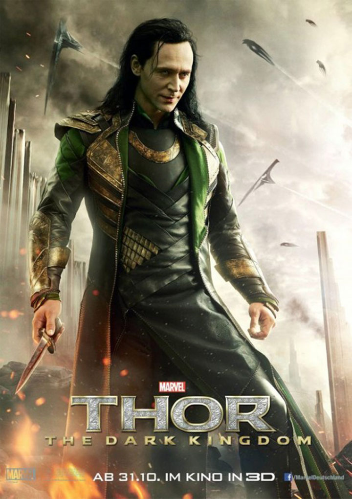 Thor: The Dark World Poster #10