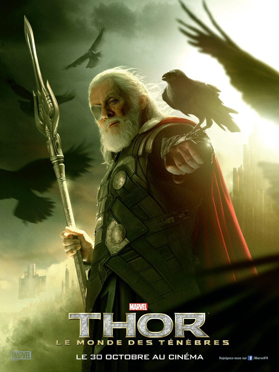 Thor: The Dark World Poster #11