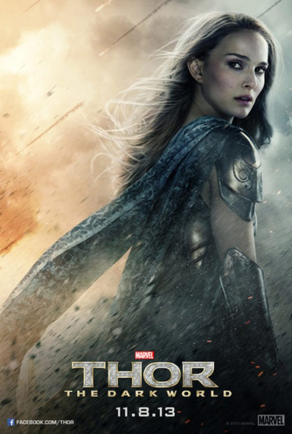 Thor: The Dark World Poster #12