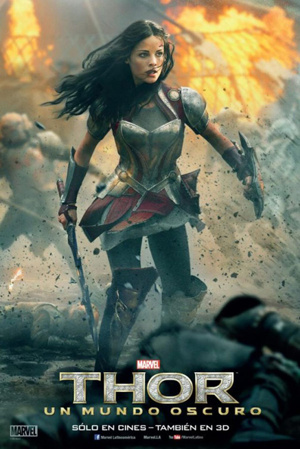 Thor: The Dark World Poster #13