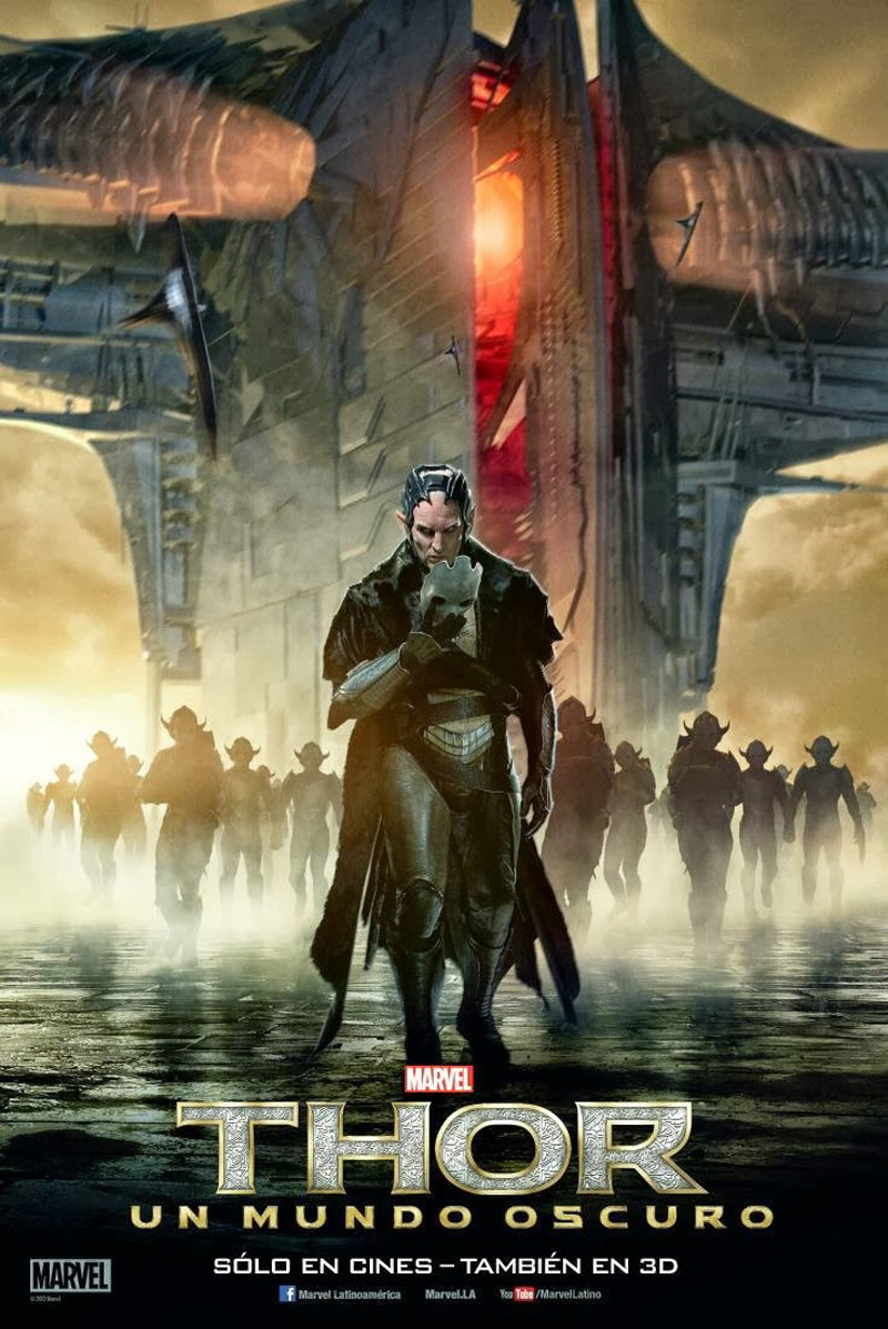 Thor: The Dark World Poster #14
