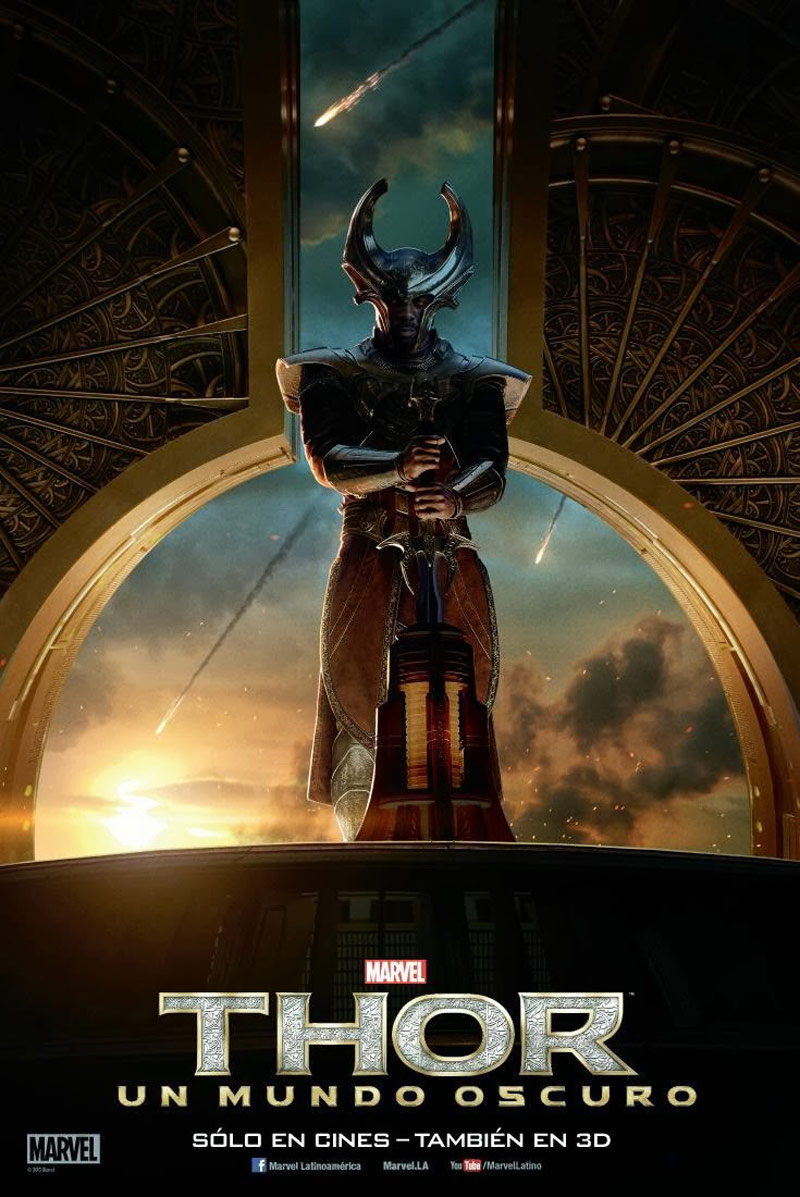 Thor: The Dark World Poster #15
