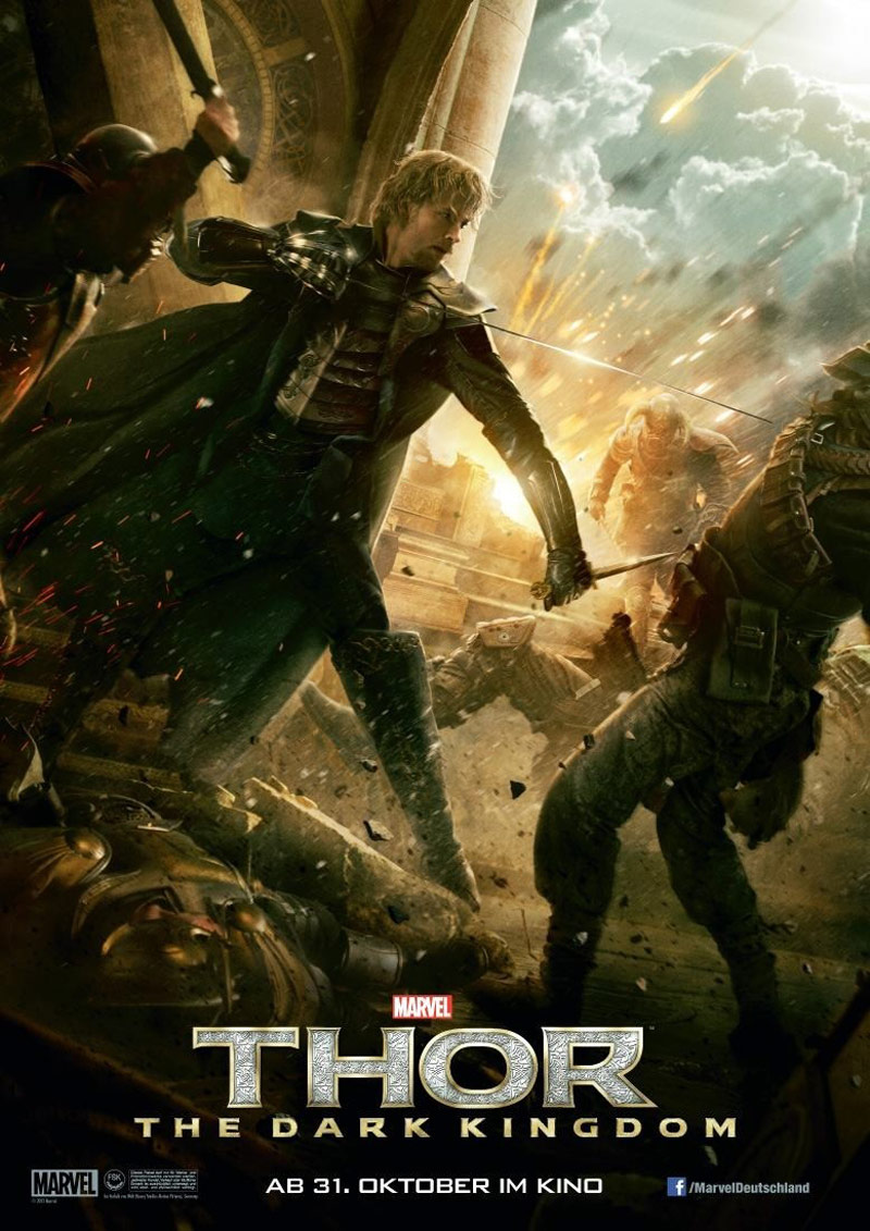 Thor: The Dark World Poster #18