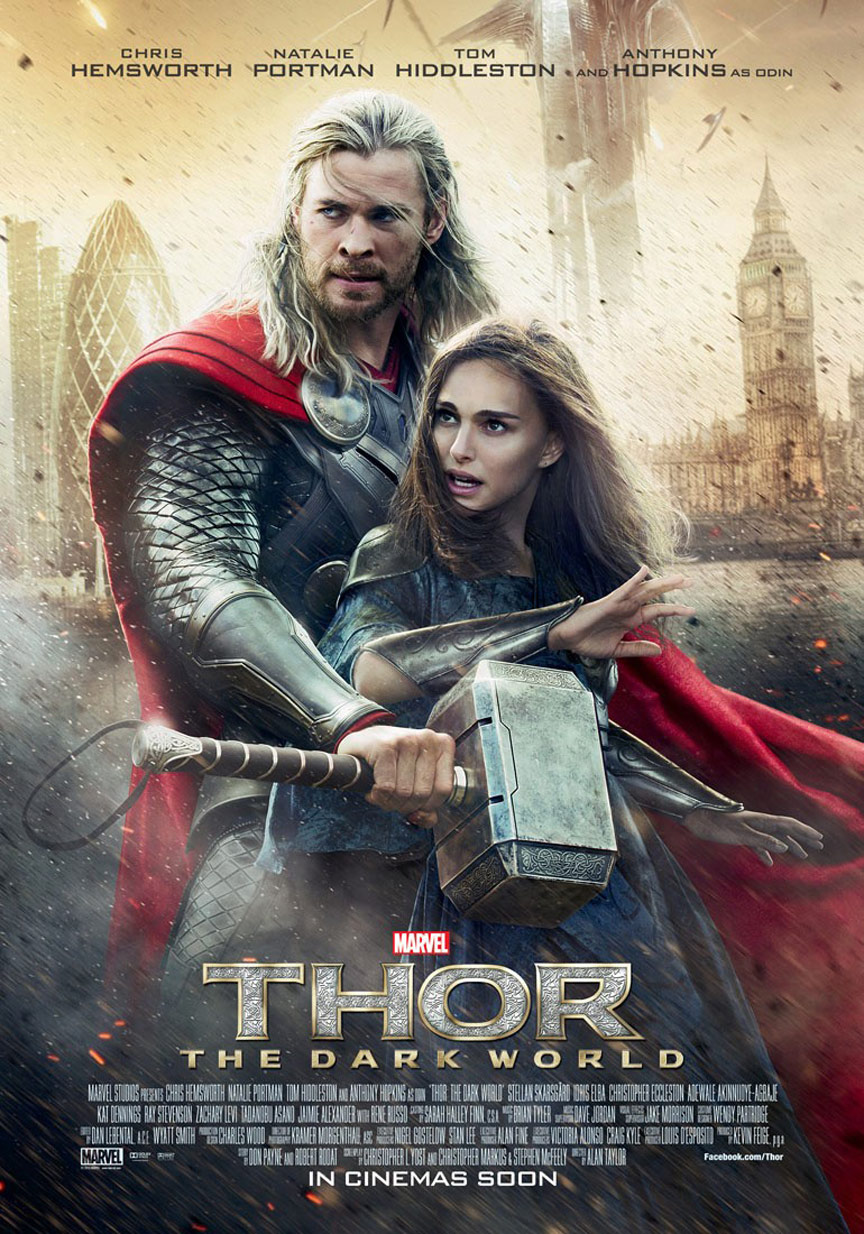 Thor: The Dark World Poster #7