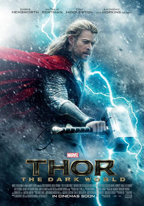 Thor: The Dark World Poster #1