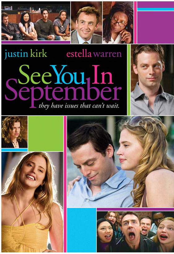 See You In September Poster