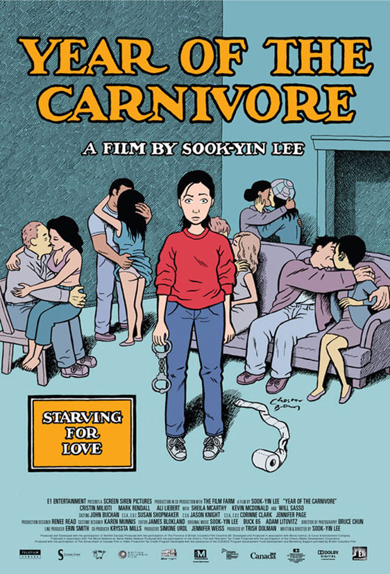Year of the Carnivore Poster #1