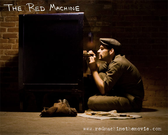 The Red Machine Poster #4