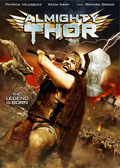 Almighty Thor Poster #1