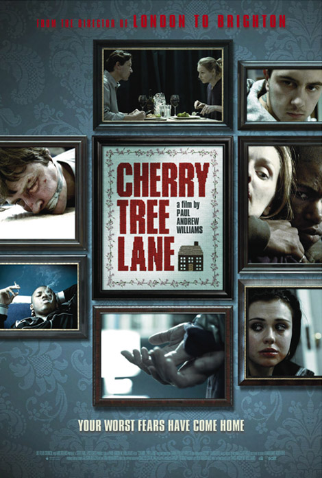 Cherry Tree Lane Poster