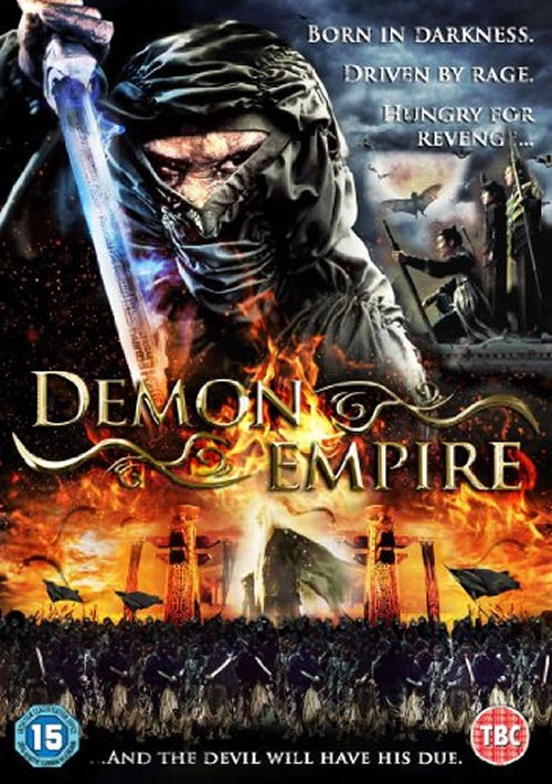 Demon Empire (Restless) Poster