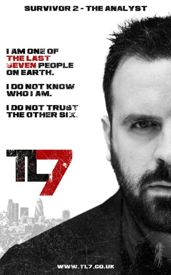 The Last Seven Poster #3