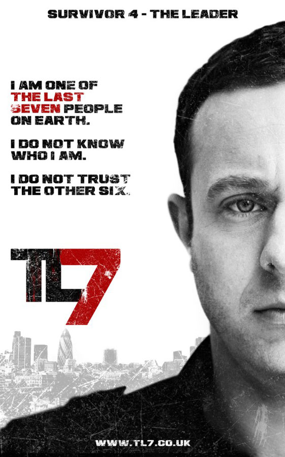 The Last Seven Poster #7