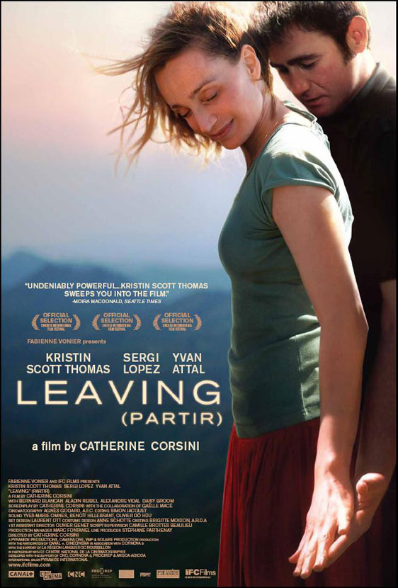 Leaving Poster #1