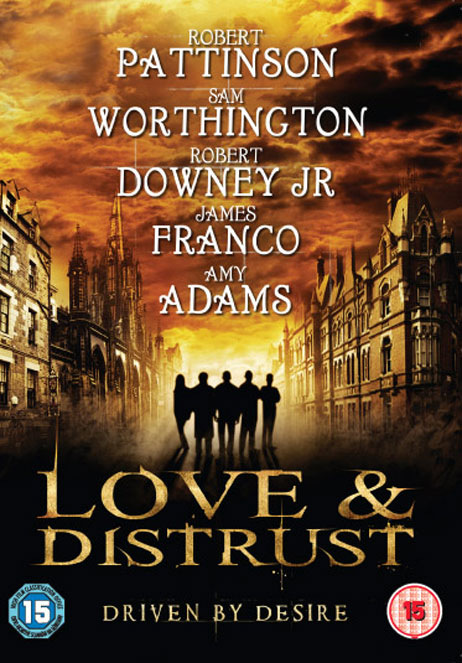 Love & Distrust Poster #2