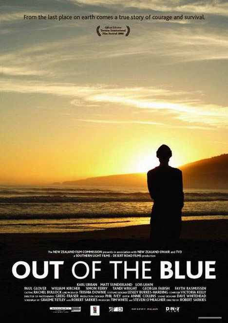 Out of the Blue Poster