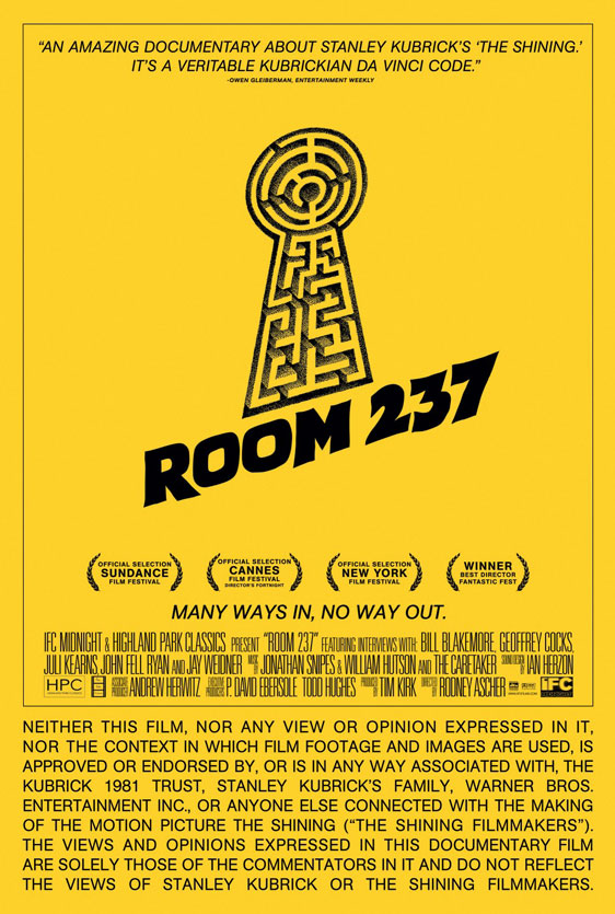Room 237 Poster #4