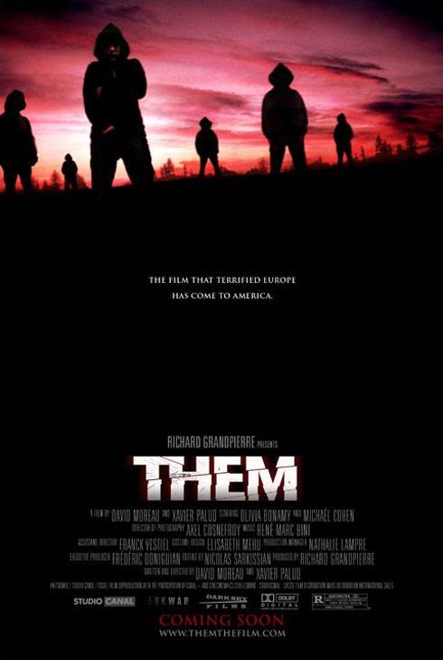 Them (Ils) Poster #2