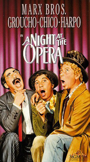 A Night at the Opera Poster #2