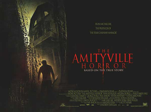 The Amityville Horror Poster #2