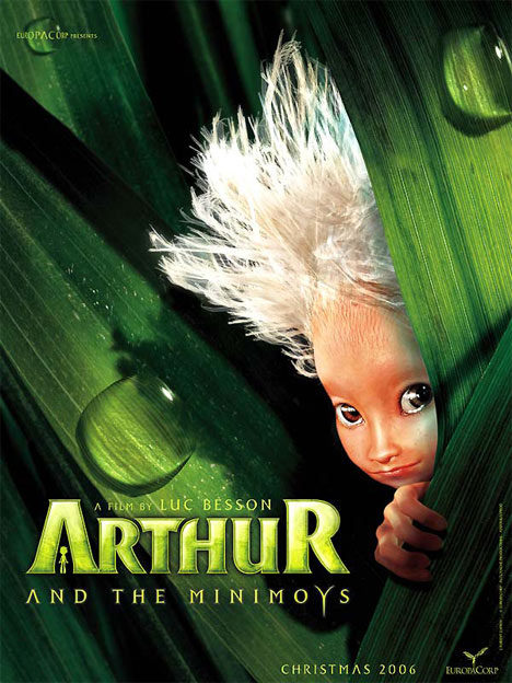 Arthur and the Invisibles Poster #1