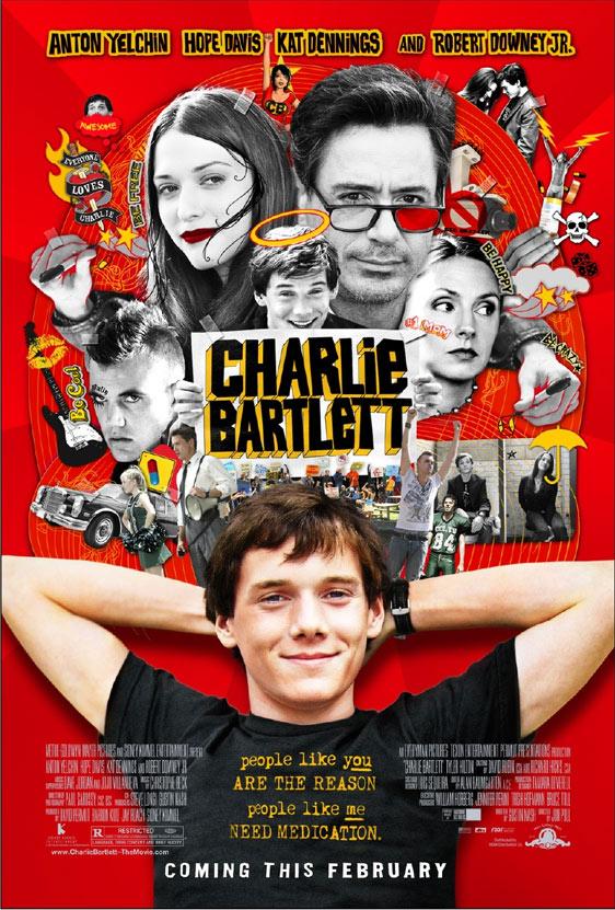 Charlie Bartlett Poster #2
