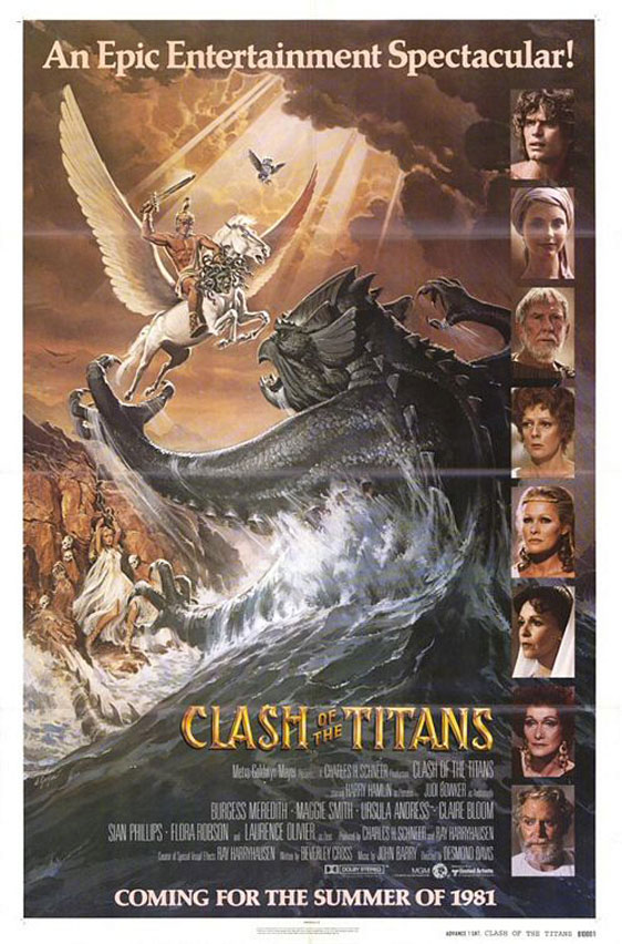 Clash of the Titans Poster #3
