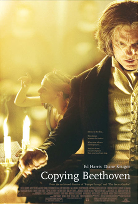 Copying Beethoven Poster #1