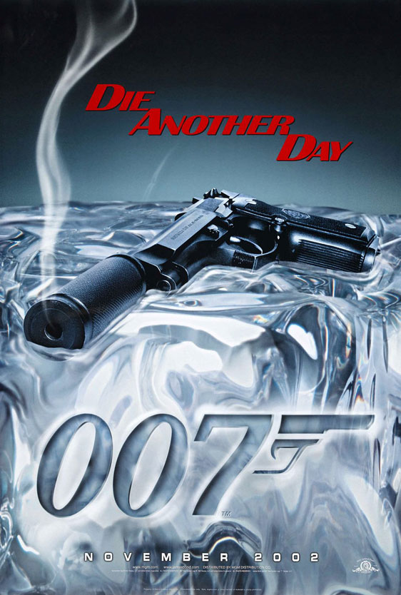 Die Another Day Poster #2
