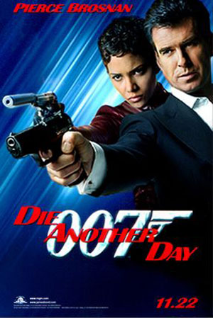 Die Another Day Poster #8