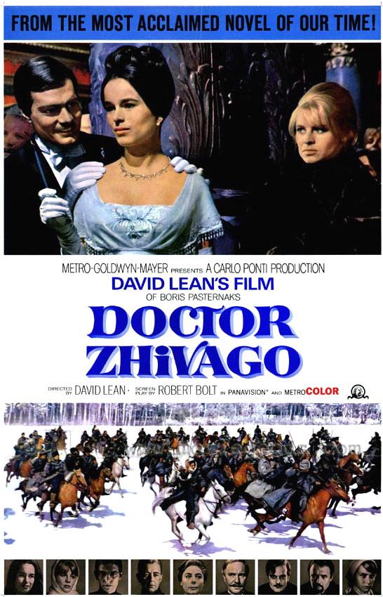 Doctor Zhivago Poster #4