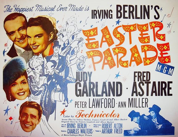 Easter Parade Poster #3