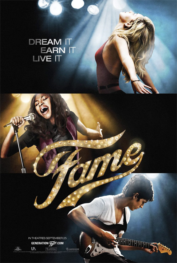 Fame Poster #6