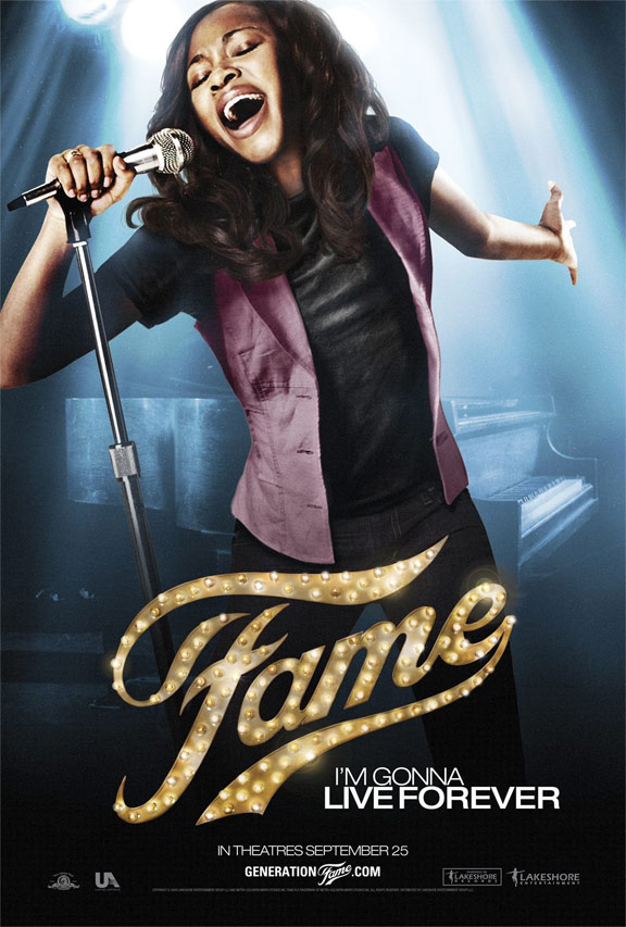 Fame Poster #9