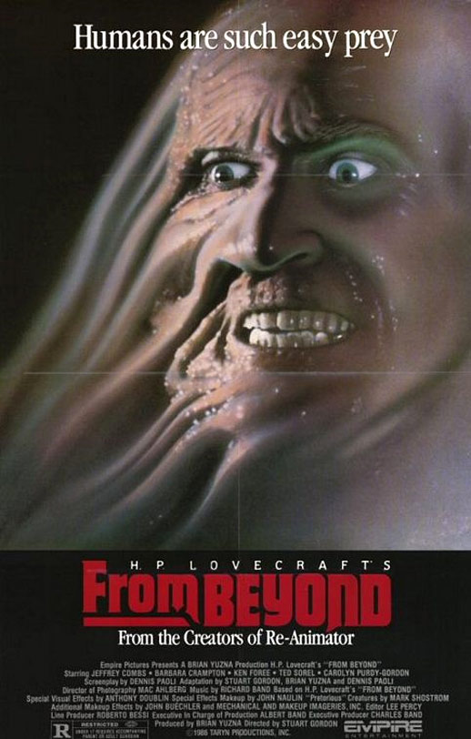 From Beyond Poster #1