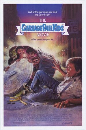 The Garbage Pail Kids Movie Poster #1
