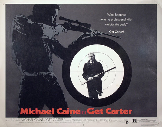 Get Carter Poster #2