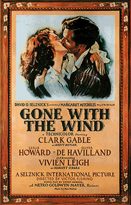 Gone with the Wind Poster #4